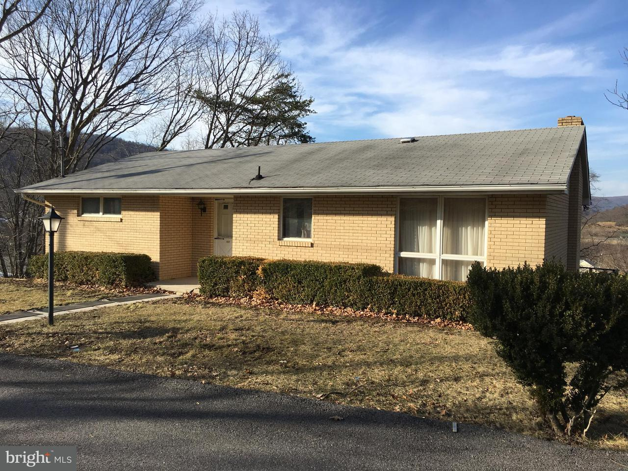 Single Family for Sale at 117 Carolyn St Wiley Ford, West Virginia 26767 United States