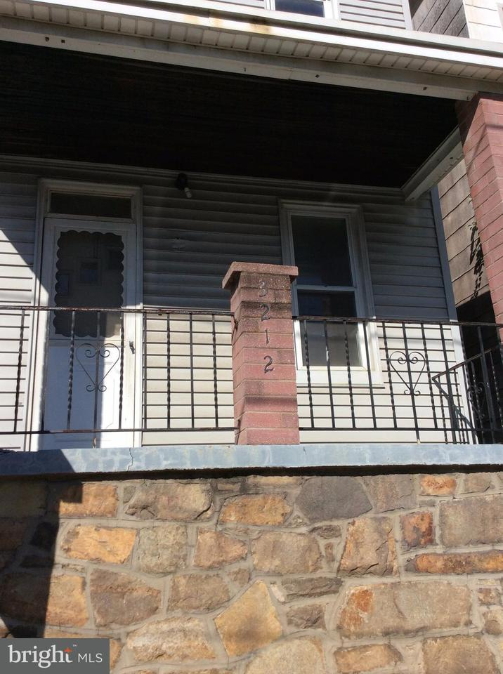 Single Family for Sale at 3212 Strickland St Baltimore, Maryland 21229 United States