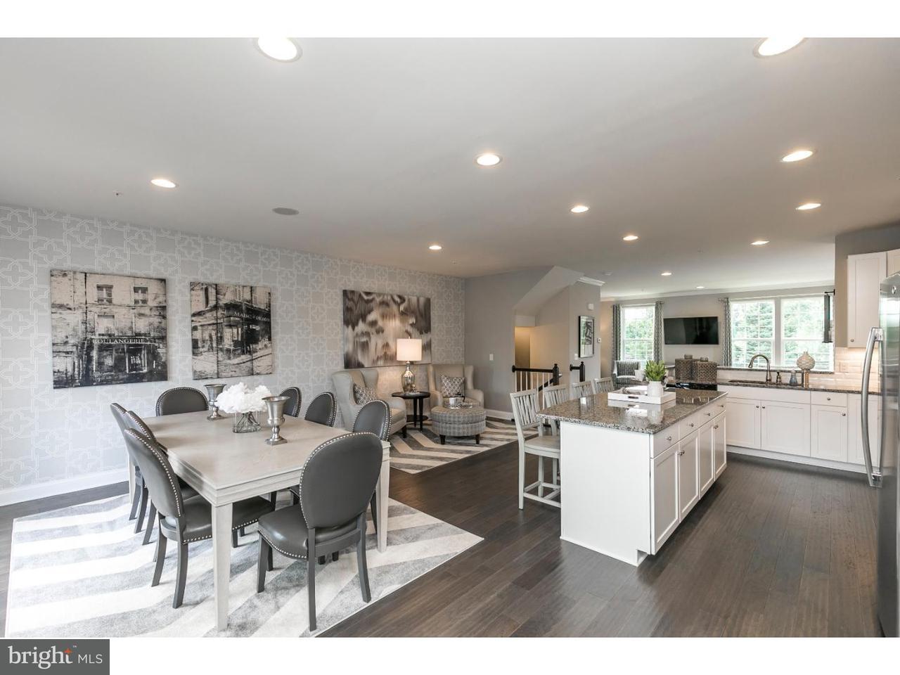 联栋屋 为 销售 在 2085 STARGAZERS Road Romansville, 宾夕法尼亚州 19320 美国