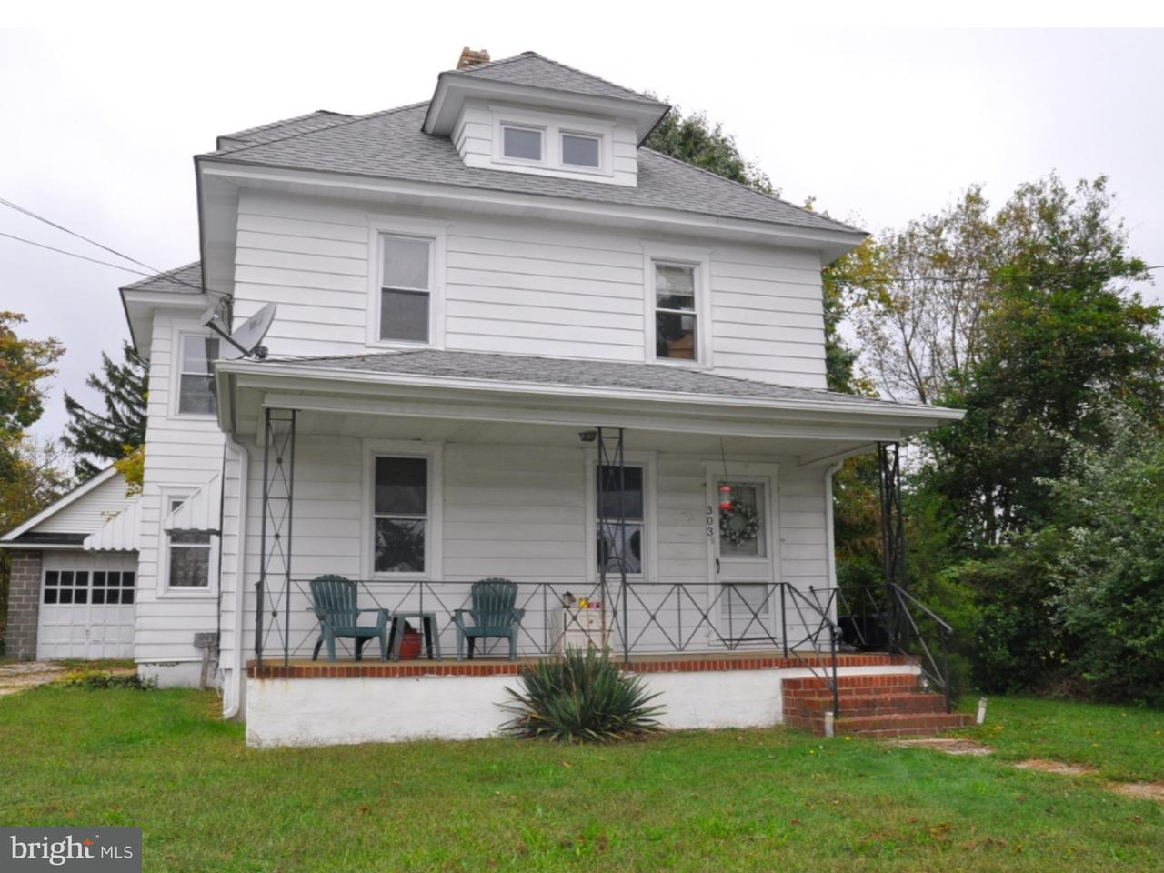 Single Family Home for Sale at 303 PENNINGTON Avenue Waterford Works, New Jersey 08089 United States