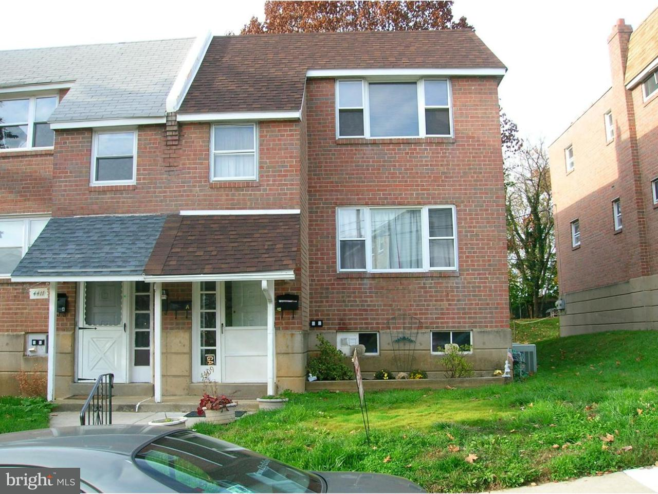 Townhouse for Rent at 4409 ROSEMONT AVE #2ND Drexel Hill, Pennsylvania 19026 United States