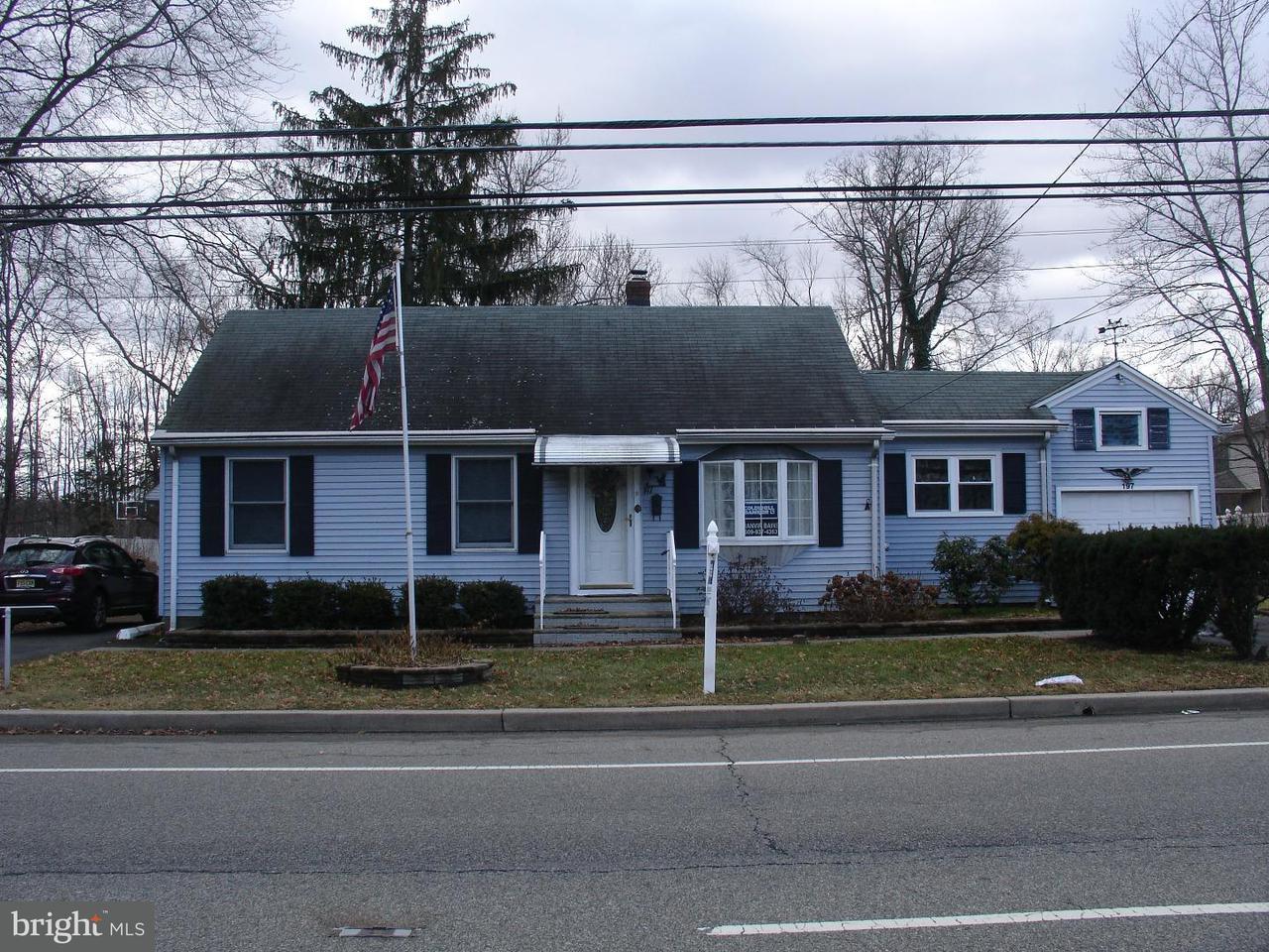 独户住宅 为 出租 在 197 FINNEGAN Lane South Brunswick Township, 新泽西州 08824 美国在/周边: South Brunswick Township