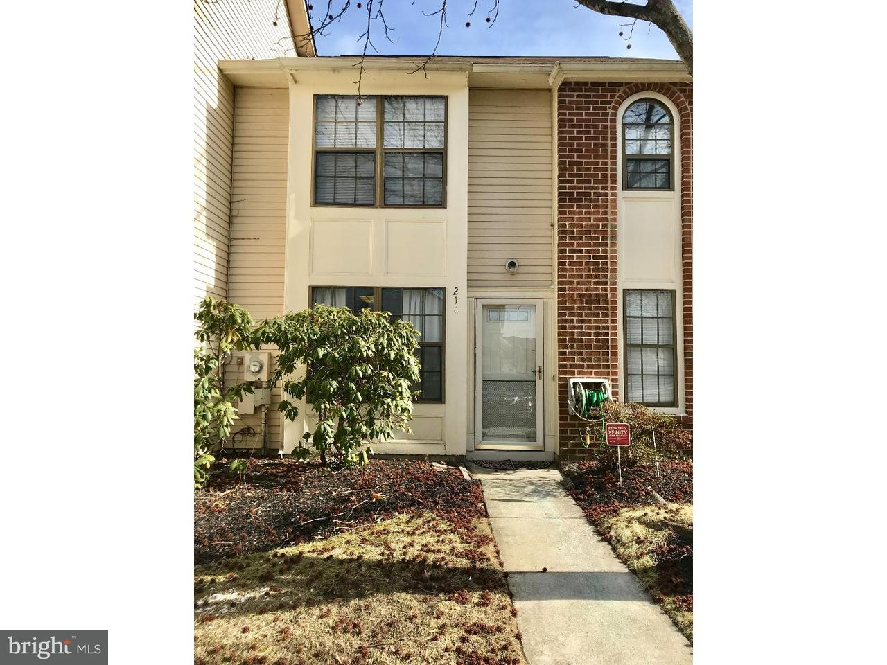 Townhouse for Rent at 210 ROYAL Drive Evesham Twp, New Jersey 08053 United States