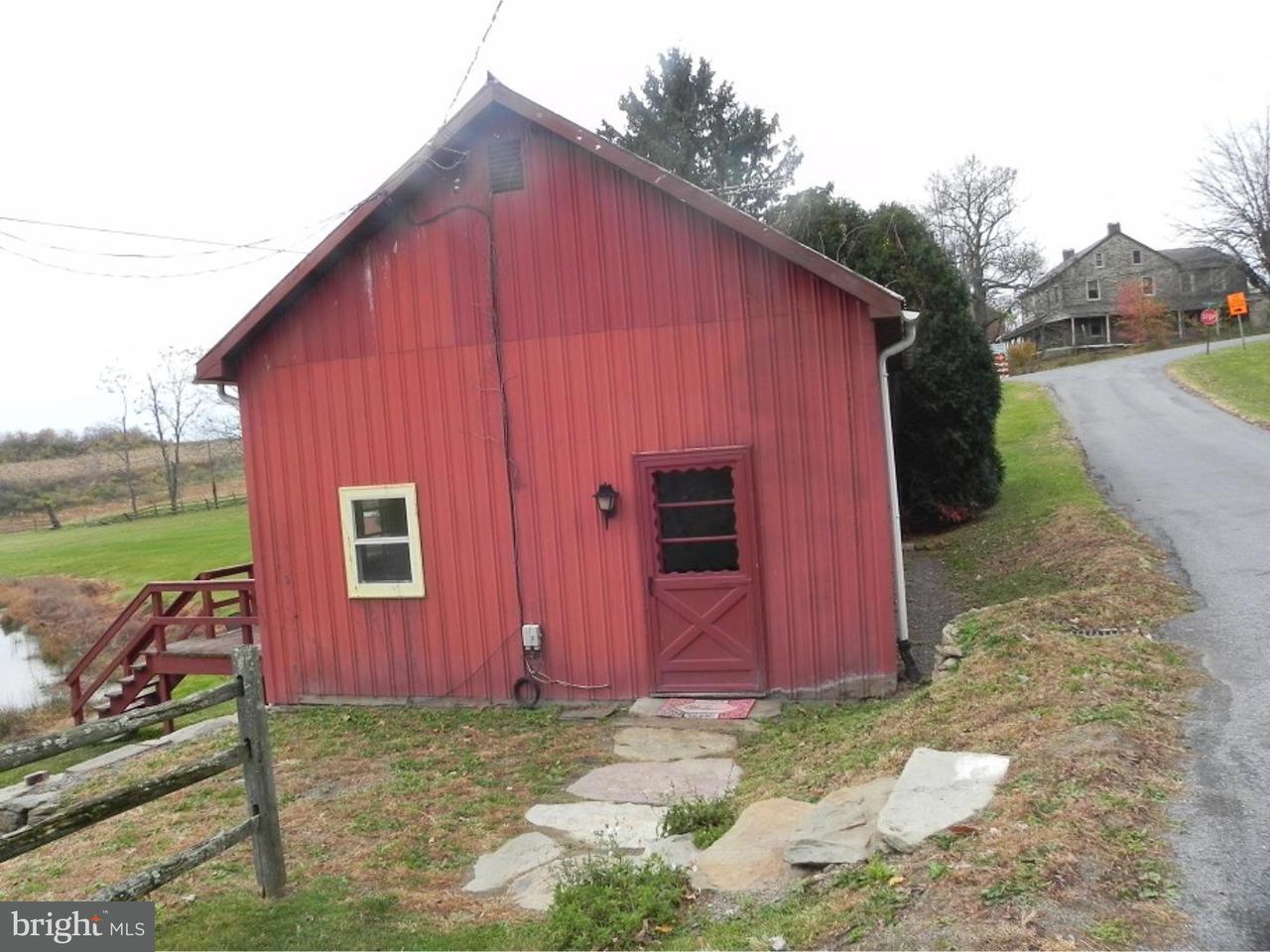 Casa Unifamiliar por un Alquiler en 621 NURSERY Road Kempton, Pennsylvania 19529 Estados Unidos