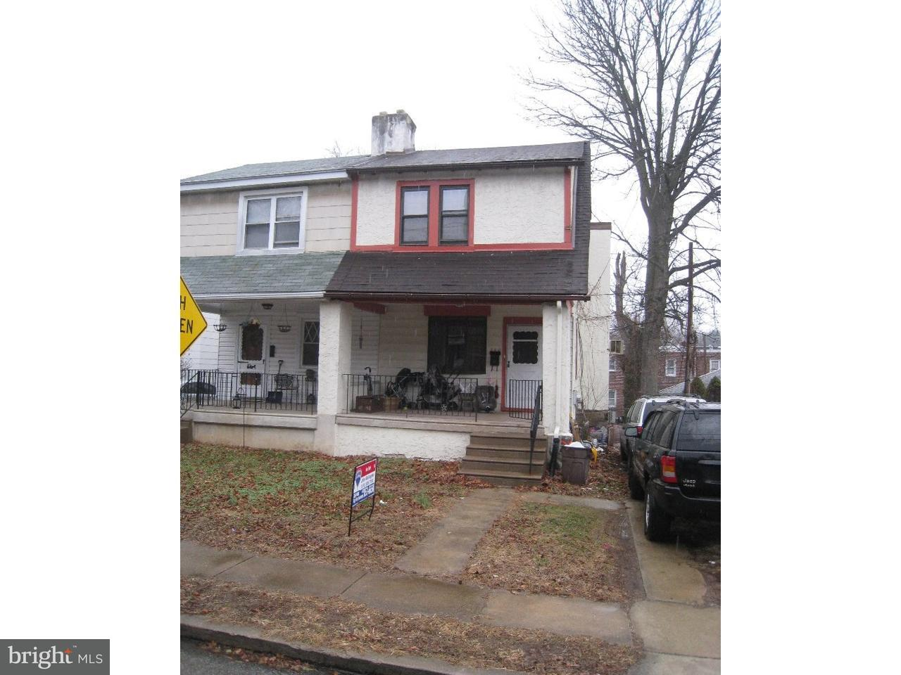 Townhouse for Sale at 240 N LINDEN Avenue Upper Darby, Pennsylvania 19082 United States