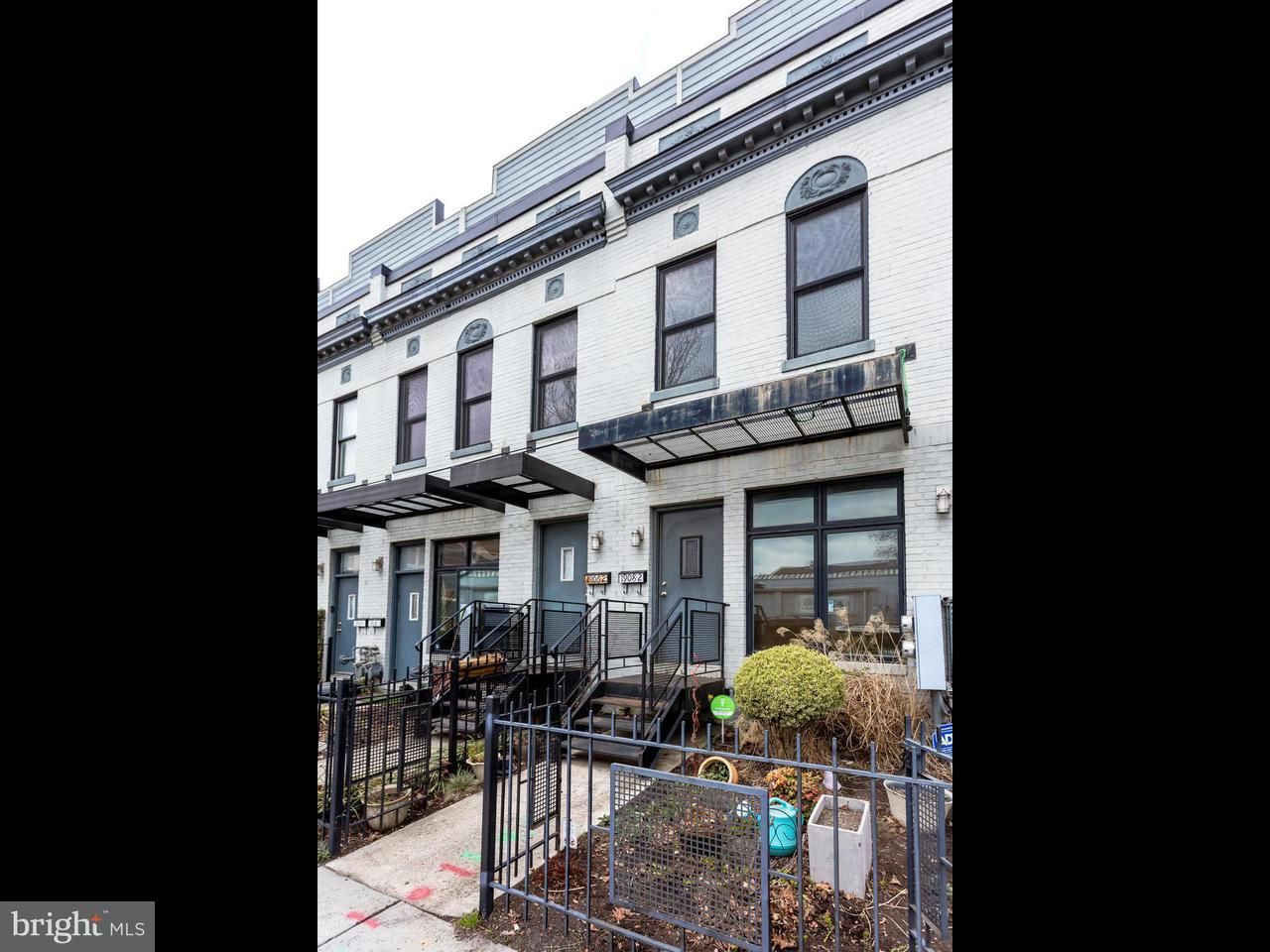 Single Family for Sale at 1908 4th St NE #2 Washington, District Of Columbia 20002 United States
