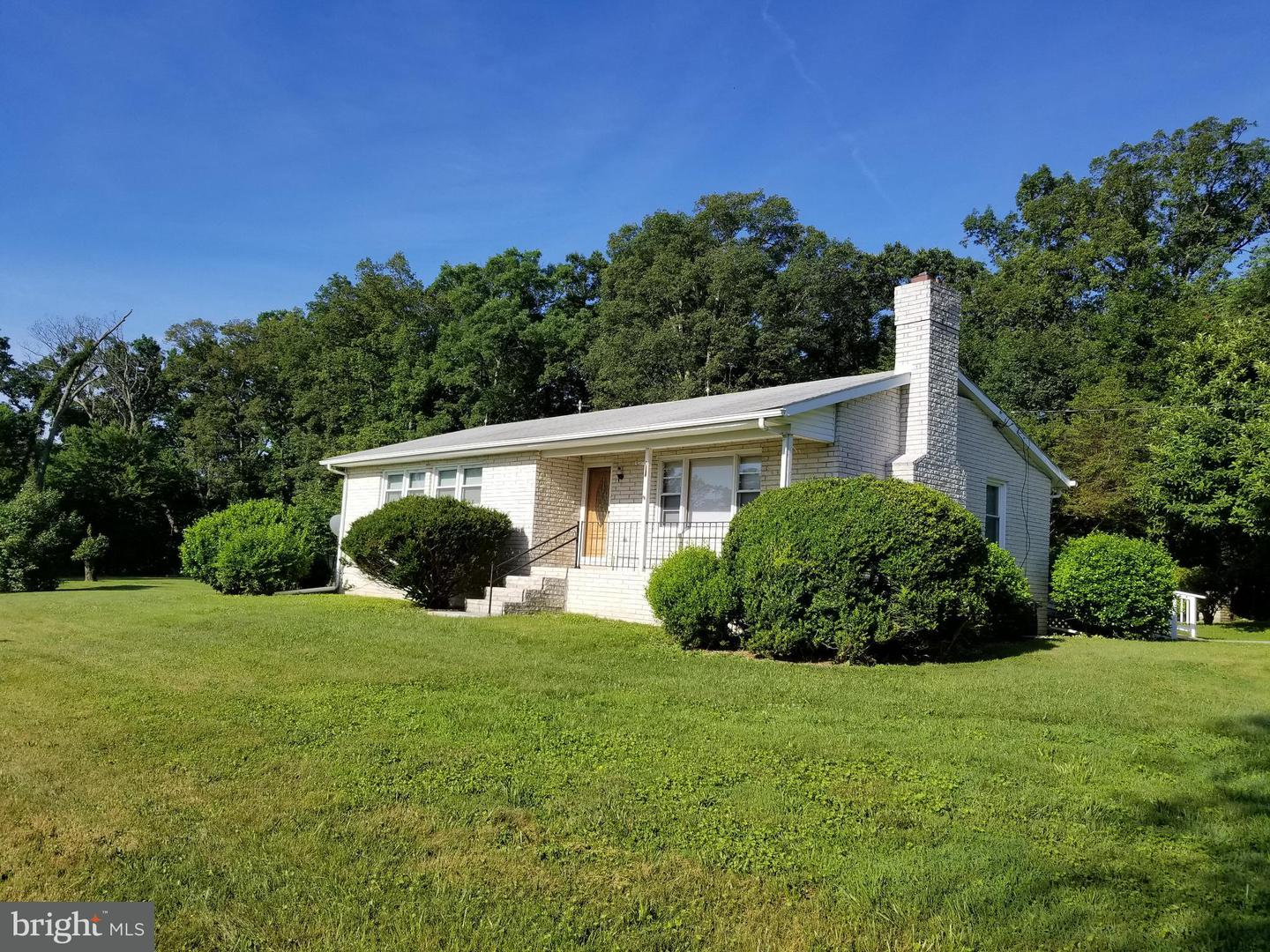 Single Family for Sale at 11430 Renner Rd Keymar, Maryland 21757 United States