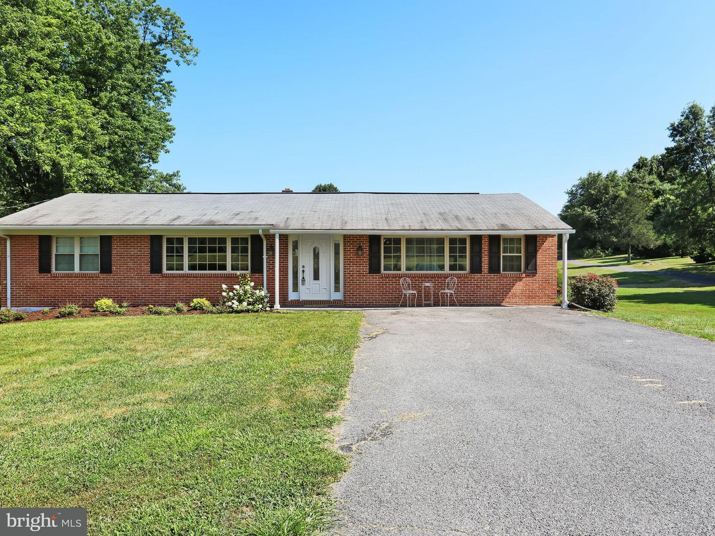 Single Family for Sale at 17712 Spielman Rd Fairplay, Maryland 21733 United States