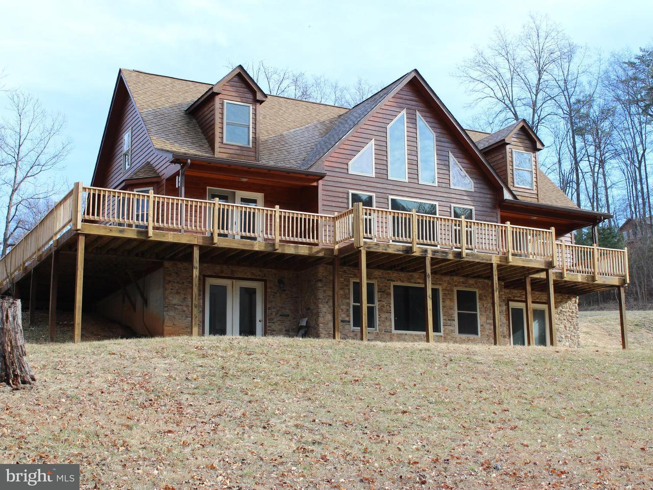 Villa per Vendita alle ore 1729 Buck Mountain Road 1729 Buck Mountain Road Bentonville, Virginia 22610 Stati Uniti