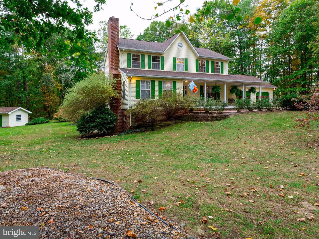 Casa Unifamiliar por un Venta en 13390 Cameron Court 13390 Cameron Court Boston, Virginia 22713 Estados Unidos