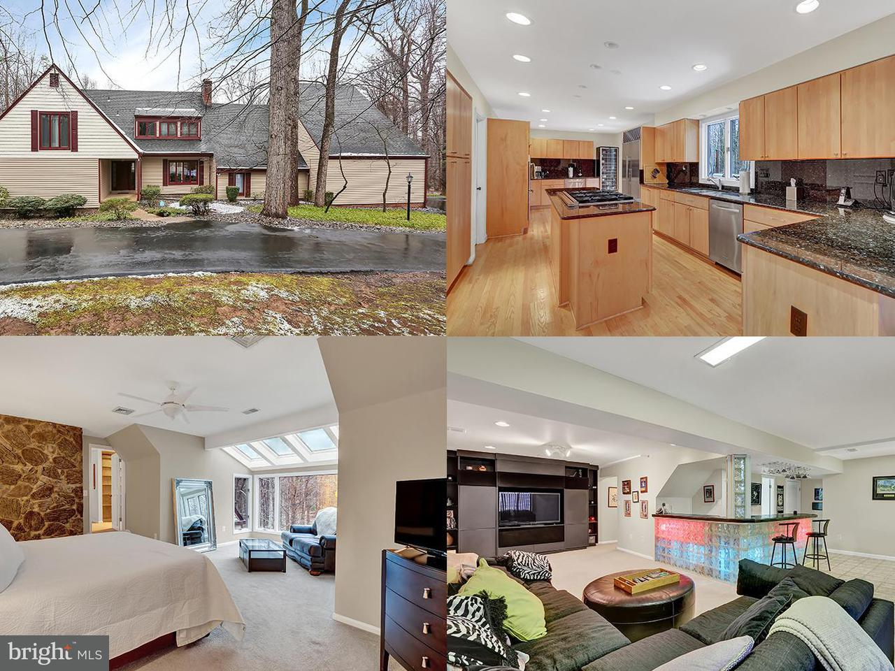 獨棟家庭住宅 為 出售 在 7920 Woodland Hills Lane 7920 Woodland Hills Lane Fairfax Station, 弗吉尼亞州 22039 美國