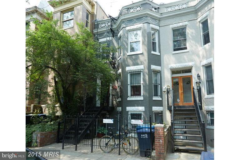 Other Residential for Sale at 1715 Euclid St NW Washington, District Of Columbia 20009 United States