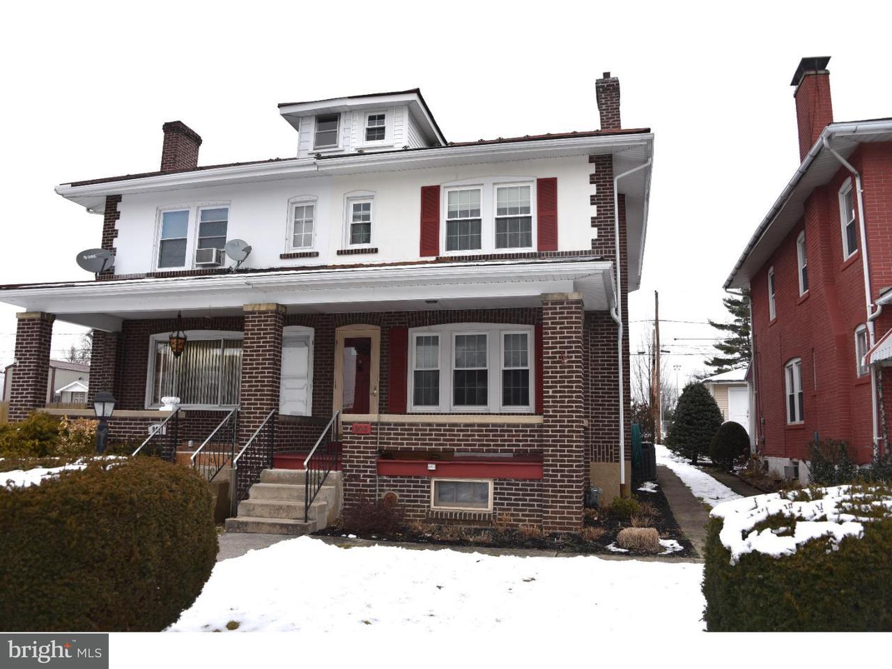 Casa unifamiliar adosada (Townhouse) por un Venta en 903 S POPLAR Street Allentown, Pennsylvania 18103 Estados Unidos