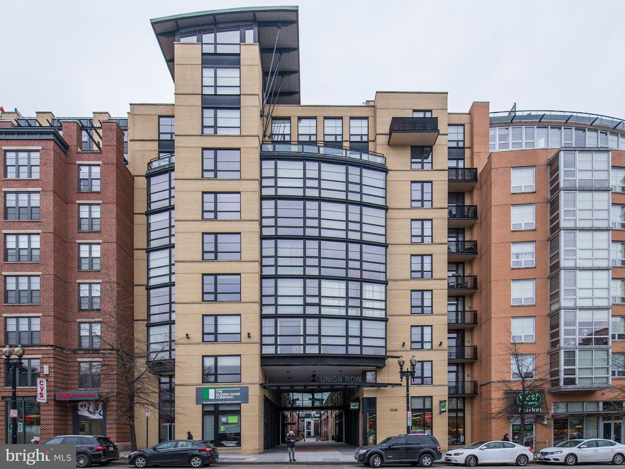 Condominium for Sale at 2125 14th St NW #410 Washington, District Of Columbia 20009 United States