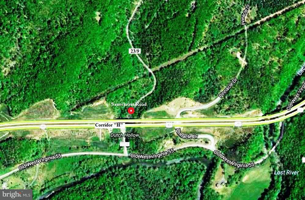 Land for Sale at Not On File Wardensville, West Virginia 26851 United States
