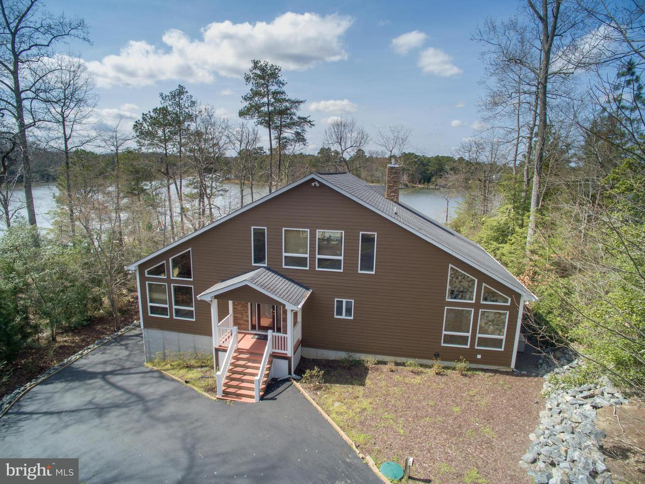 Single Family Home for Sale at 904 Canvasback Lane 904 Canvasback Lane Heathsville, Virginia 22473 United States