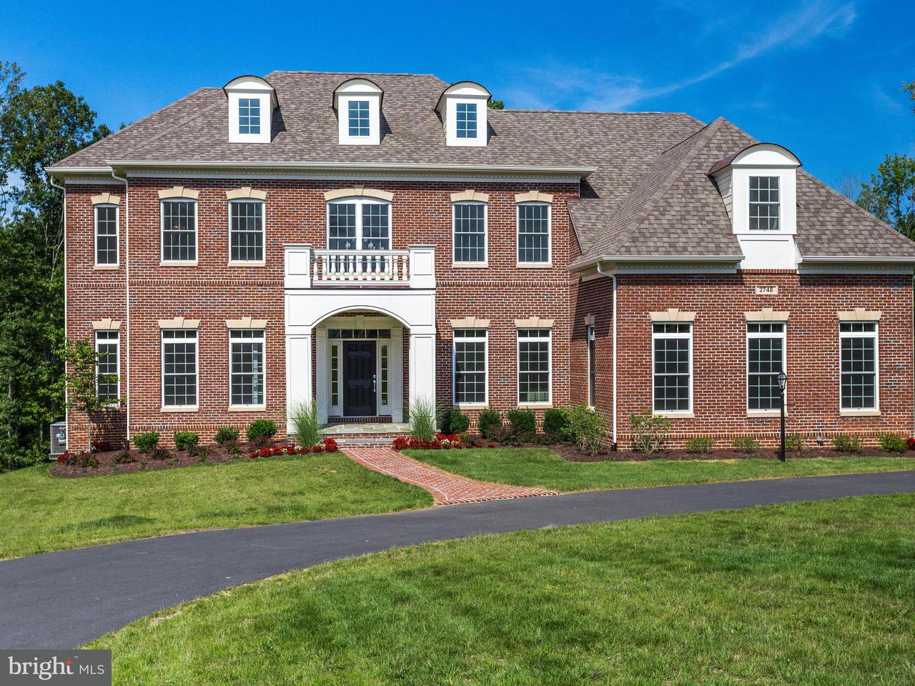 Single Family Home for Sale at 2748 Stream Vista Court 2748 Stream Vista Court Oakton, Virginia 22124 United States