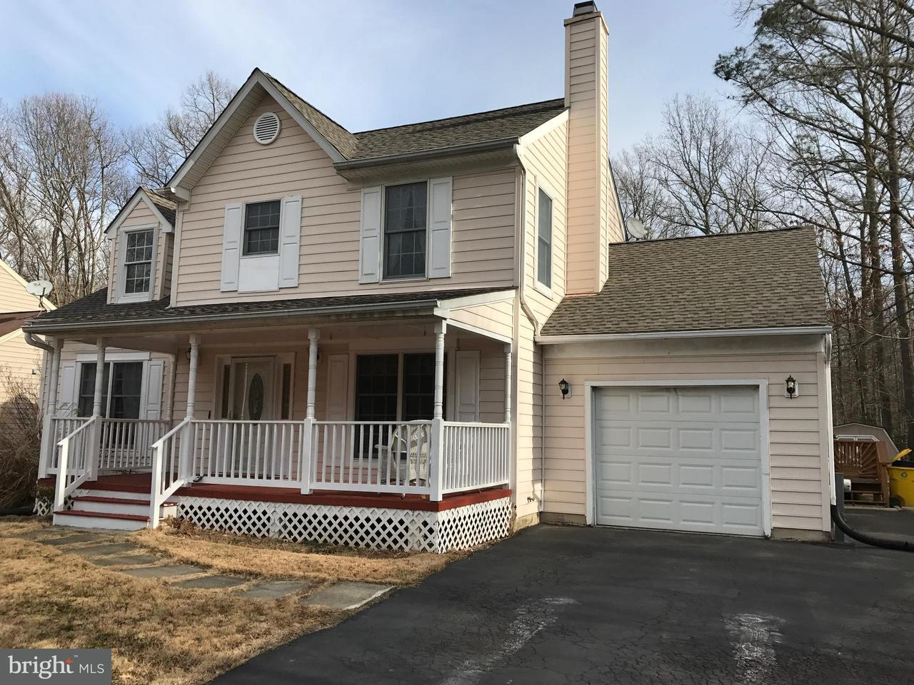 Single Family for Sale at 5209 Hawk Channel Dr West River, Maryland 20778 United States