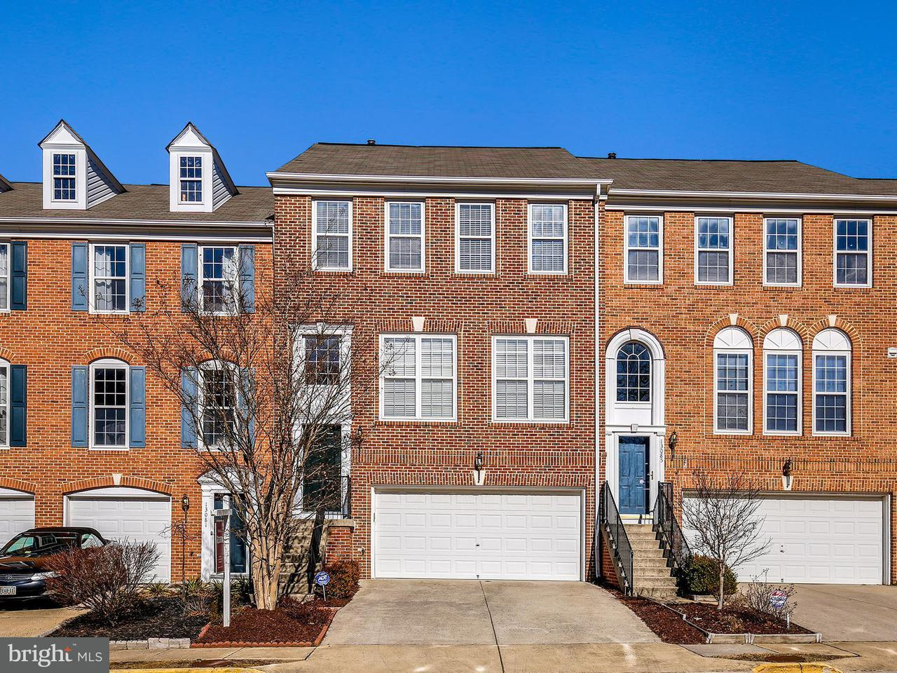 Townhouse for Sale at 13083 Rose Petal Circle 13083 Rose Petal Circle Herndon, Virginia 20171 United States