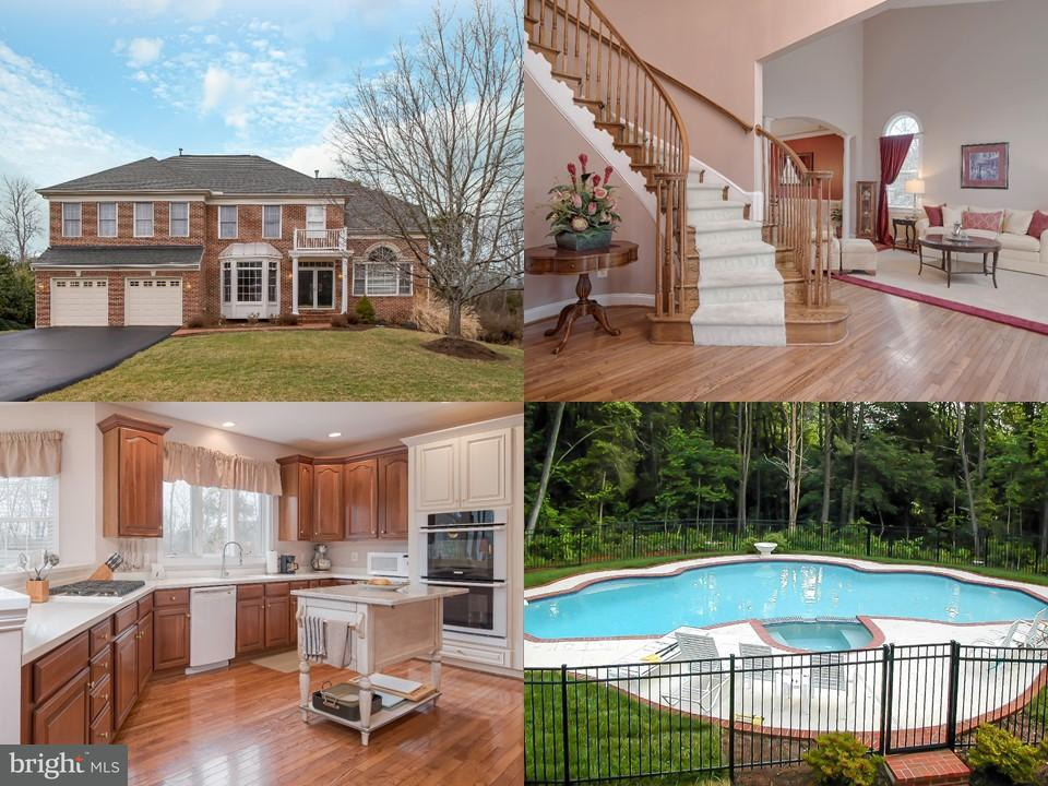 Single Family Home for Sale at 1065 Methven Court 1065 Methven Court Herndon, Virginia 20170 United States