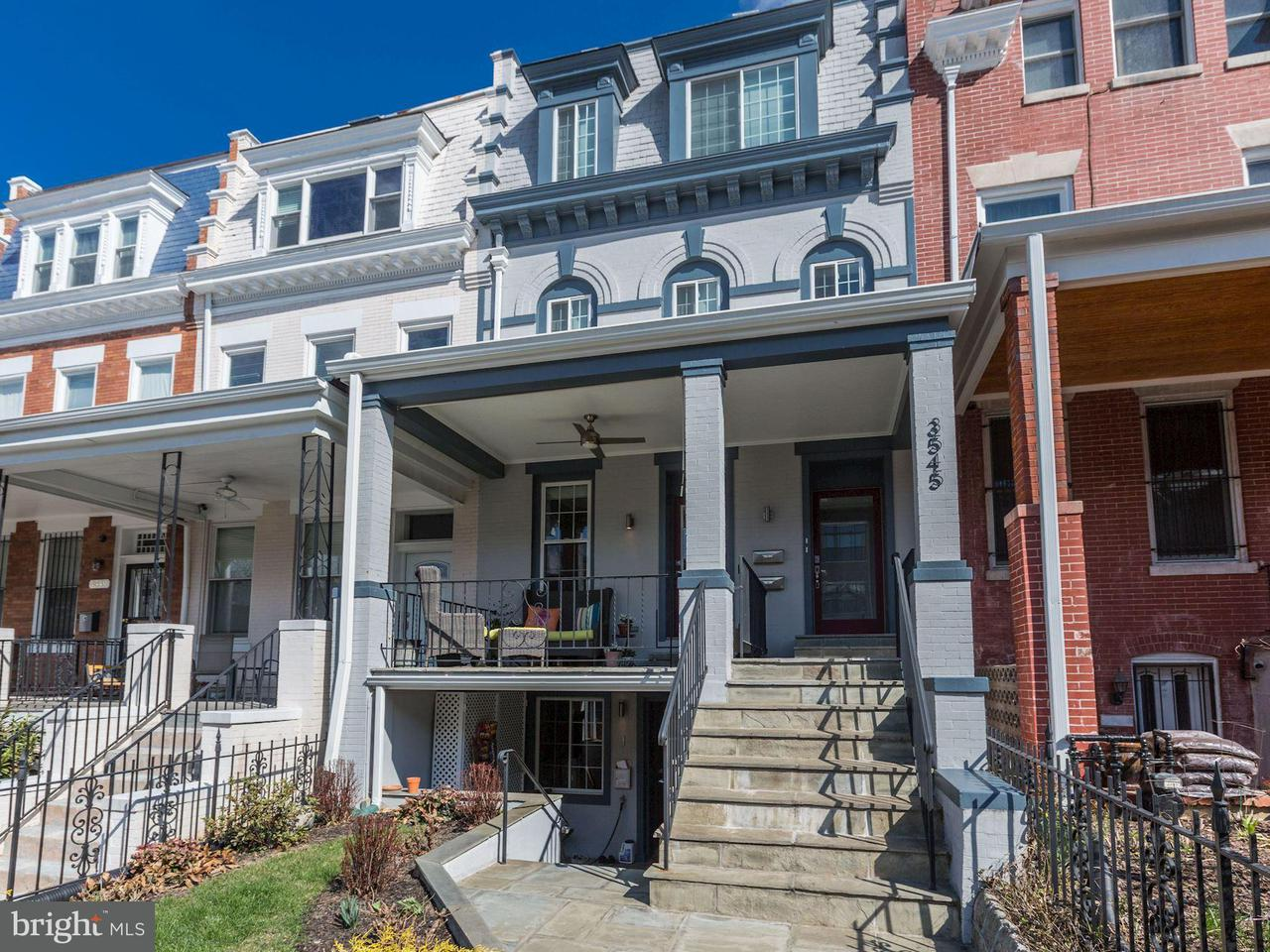 Single Family for Sale at 3545 13th St NW #1 Washington, District Of Columbia 20010 United States