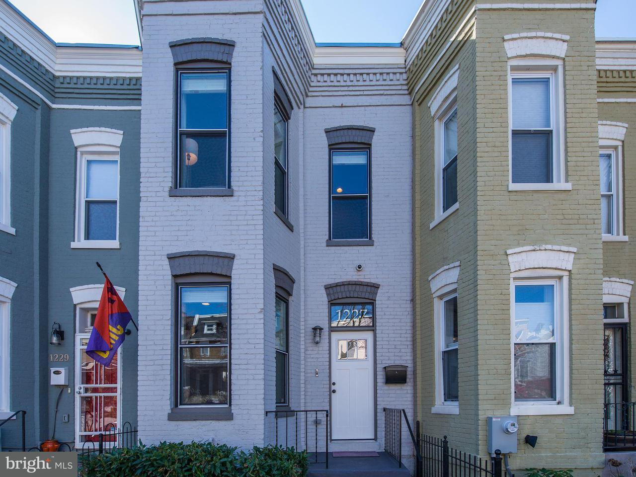 Single Family for Sale at 1227 I St NE Washington, District Of Columbia 20002 United States