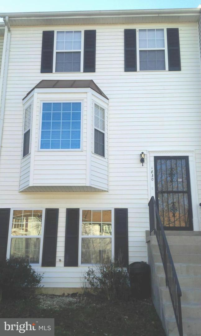 Other Residential for Rent at 1830 Tulip Ave District Heights, Maryland 20747 United States