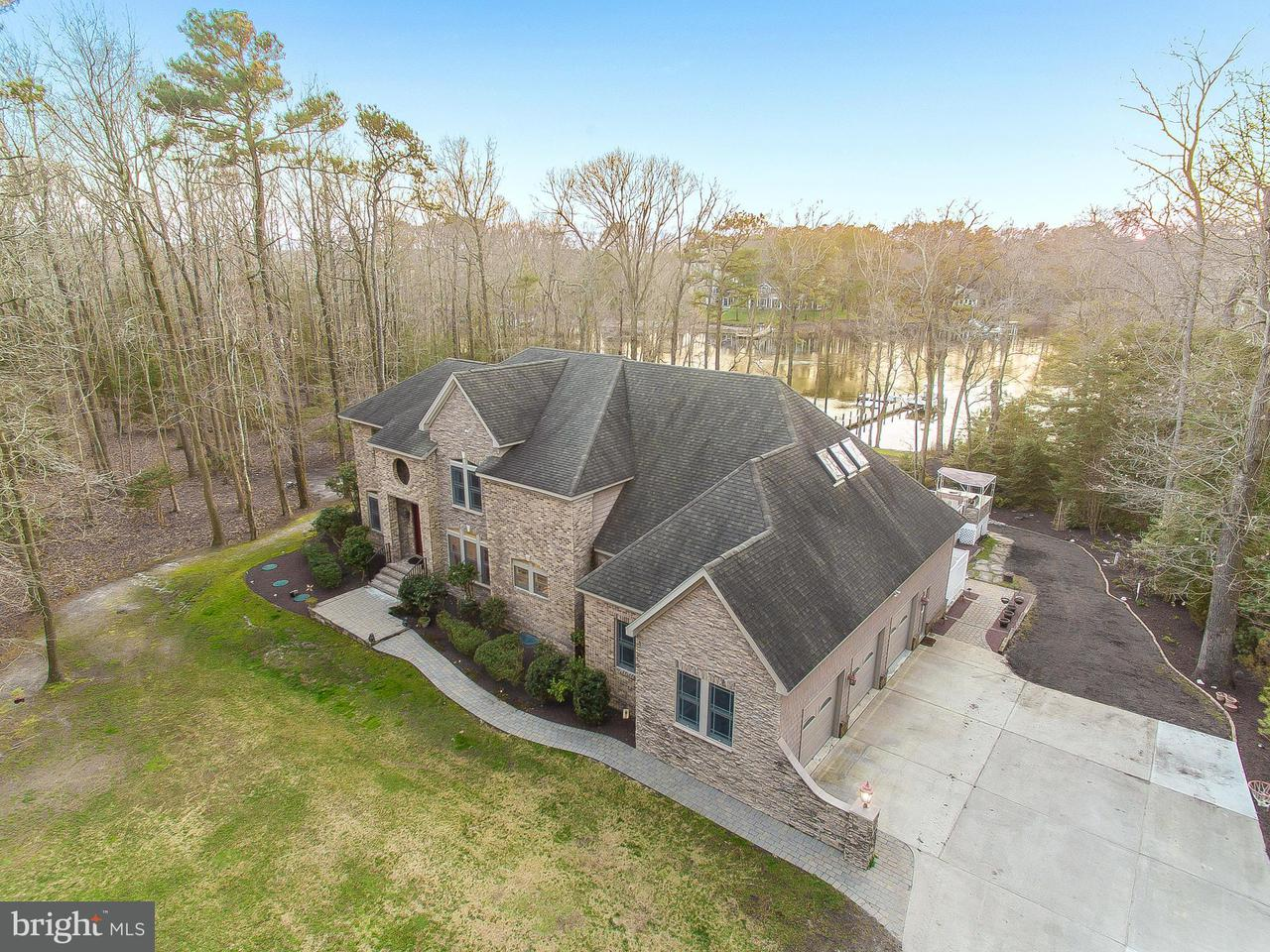 Single Family Home for Sale at 12529 Daye Girls Road 12529 Daye Girls Road Bishopville, Maryland 21813 United States