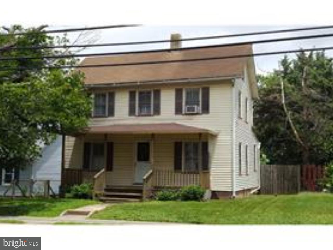Single Family Home for Sale at 927 MAIN Street Shiloh, New Jersey 08353 United States