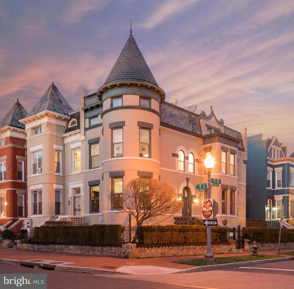 Single Family for Sale at 153 T St NW Washington, District Of Columbia 20001 United States