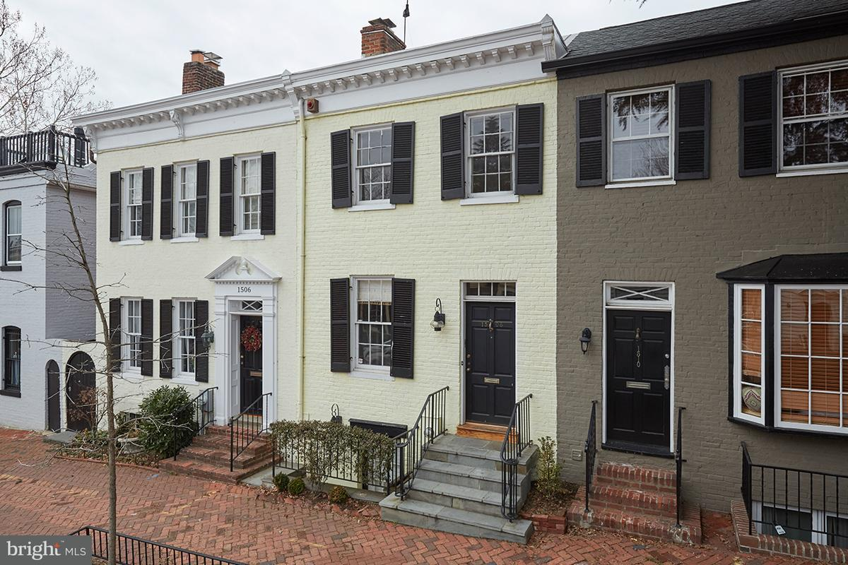 Other Residential for Rent at 1508 34th St NW Washington, District Of Columbia 20007 United States