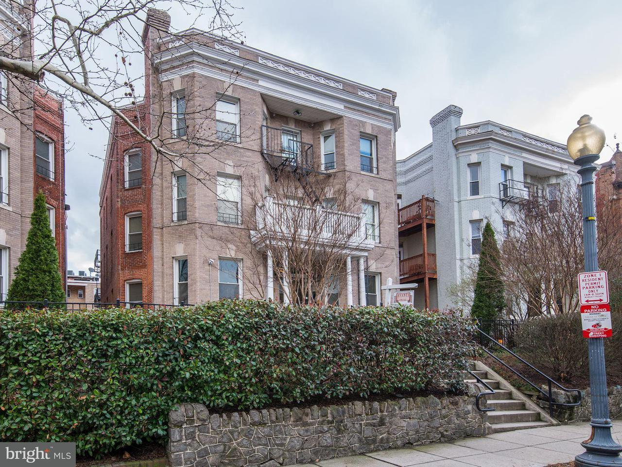 Condominium for Sale at 1108 Columbia Rd NW #102 Washington, District Of Columbia 20009 United States