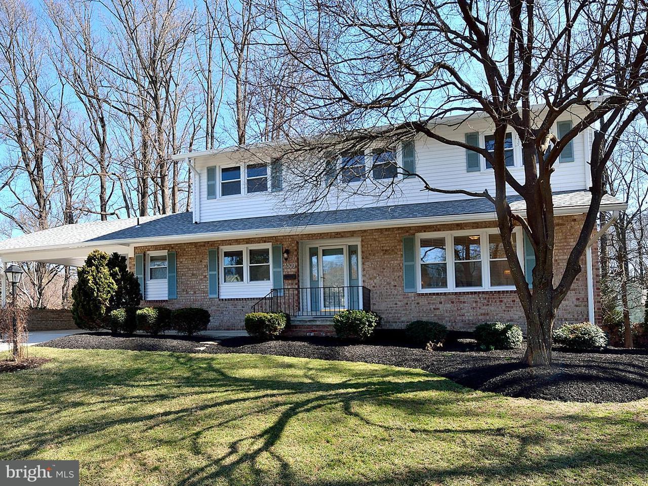 Villa per Vendita alle ore 4003 Winterset Drive 4003 Winterset Drive Annandale, Virginia 22003 Stati Uniti