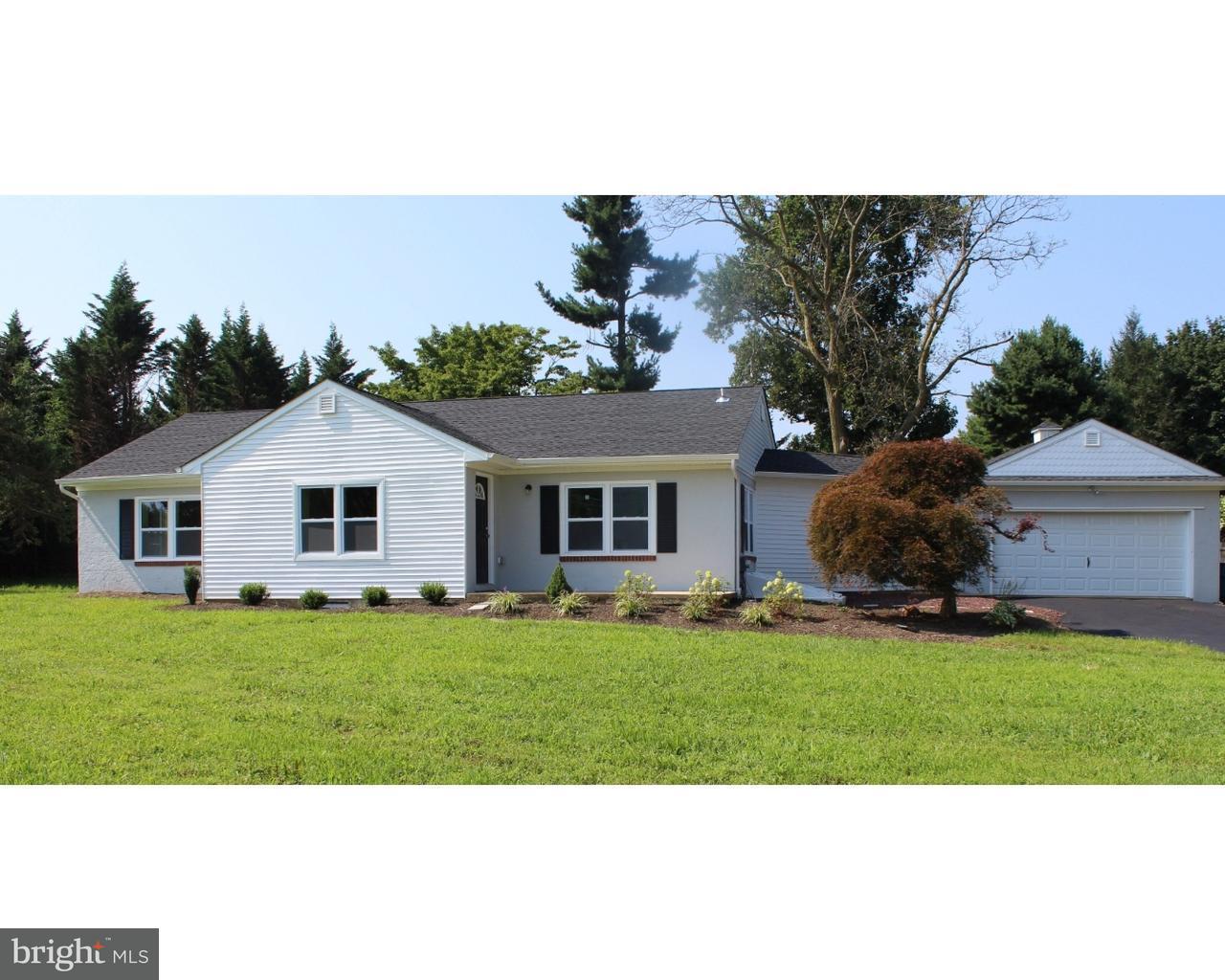 Casa Unifamiliar por un Venta en 1796 W DOE RUN Road Unionville, Pennsylvania 19348 Estados Unidos