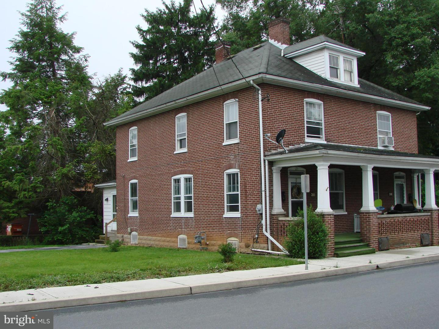 Other Residential for Rent at 25 Madison St Greencastle, Pennsylvania 17225 United States
