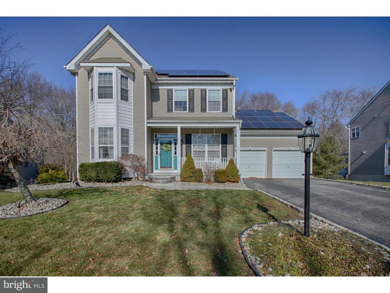 Maison unifamiliale pour l Vente à 8 GASKIN Drive Burlington, New Jersey 08016 États-Unis
