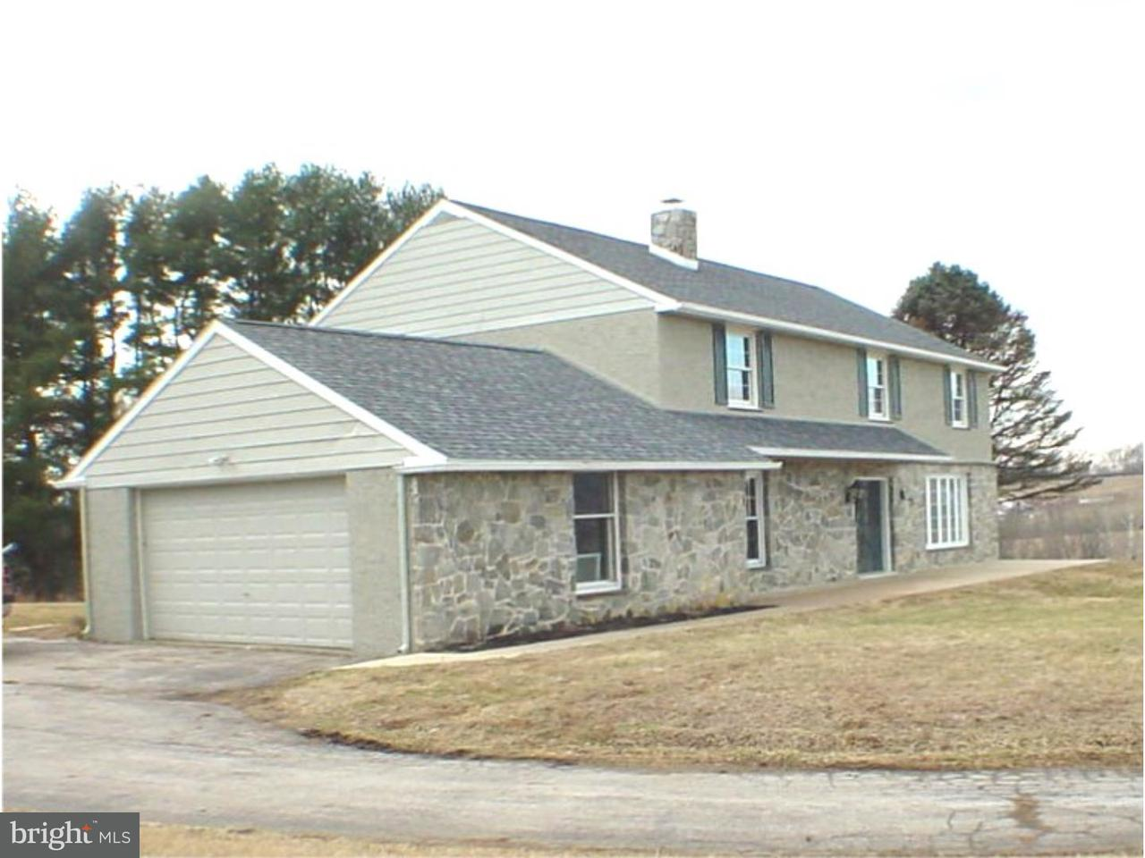 Single Family Home for Rent at 251 SCROGGY Road Oxford, Pennsylvania 19363 United States