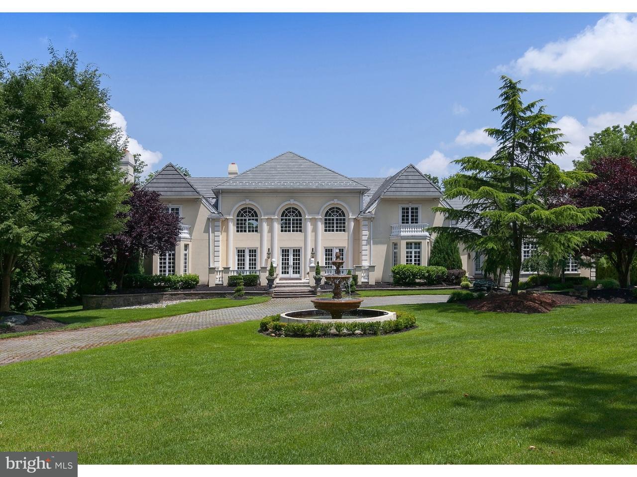 独户住宅 为 销售 在 224 MUNN Lane Cherry Hill, 新泽西州 08034 美国