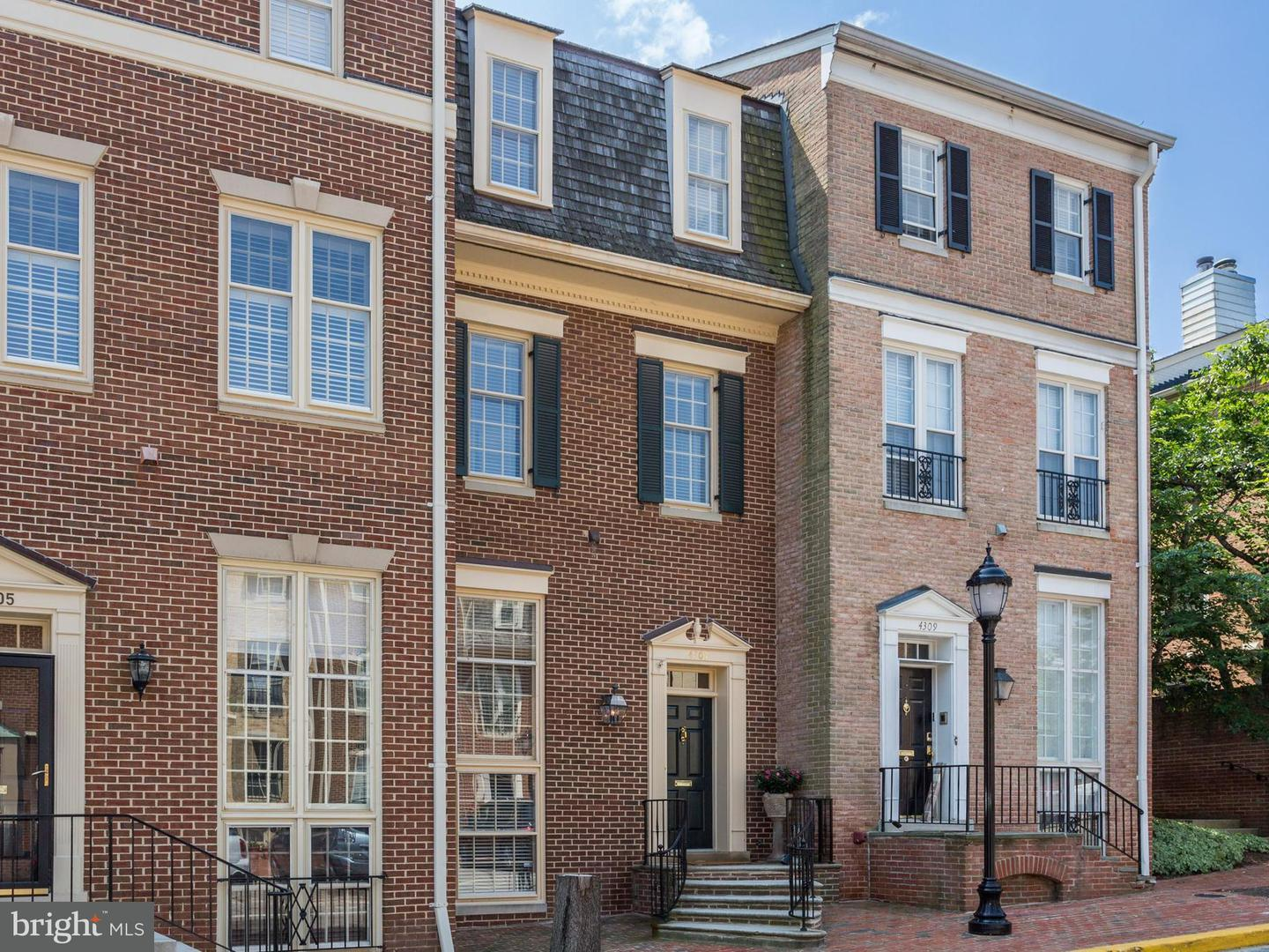 Single Family for Sale at 4307 Westover Pl NW Washington, District Of Columbia 20016 United States