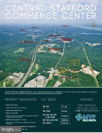 Land for Sale at Big Spring Stafford, Virginia 22554 United States