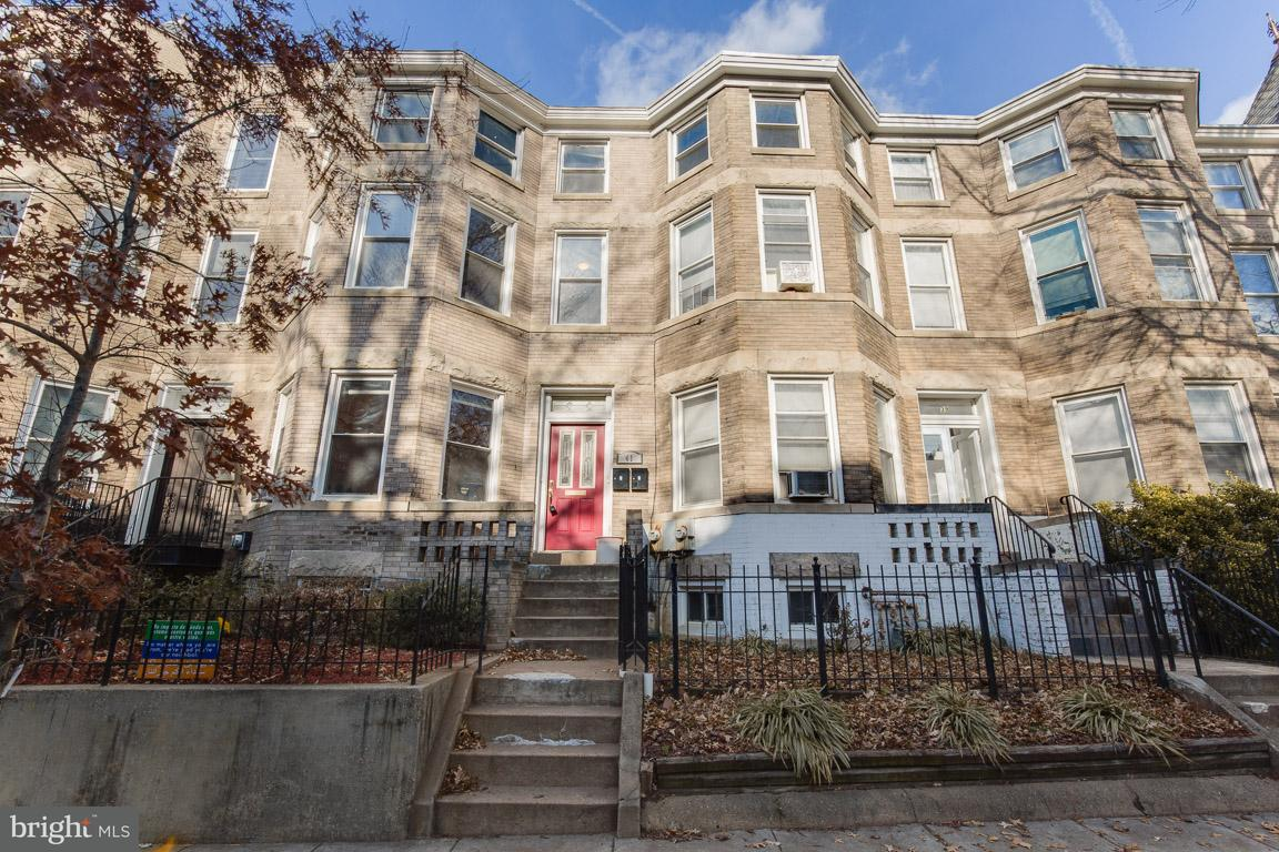 Single Family for Sale at 41 Quincy Pl NW Washington, District Of Columbia 20001 United States