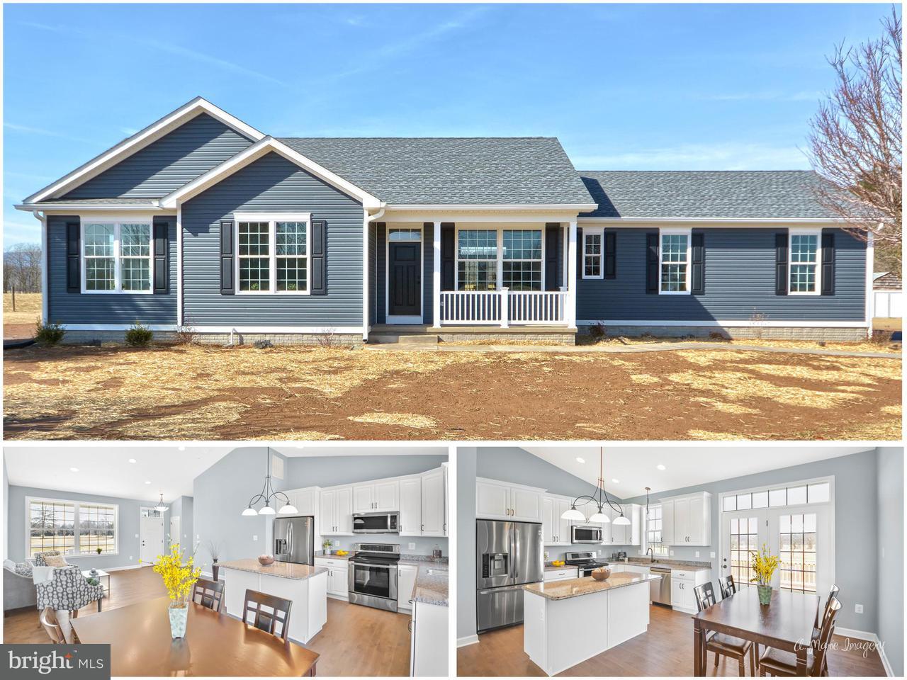 獨棟家庭住宅 為 出售 在 10220 Dublin Road 10220 Dublin Road Walkersville, 馬里蘭州 21793 美國
