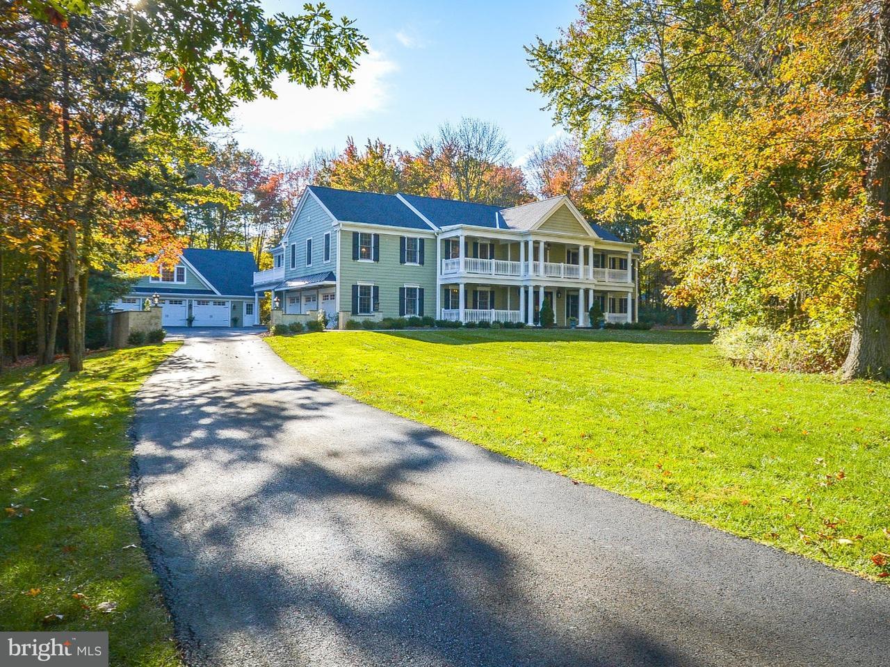Maison unifamiliale pour l Vente à 1622 STONINGTON Circle North Wales, Pennsylvanie 19454 États-Unis