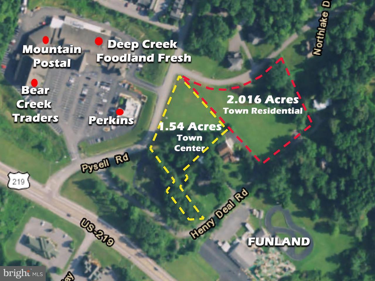 Land for Sale at Northlake Dr Mc Henry, Maryland 21541 United States