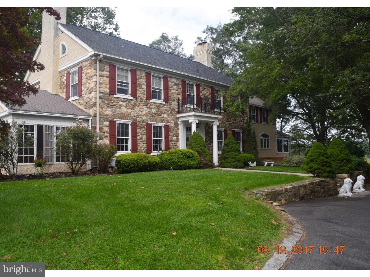 Casa Unifamiliar por un Venta en 2003 CHESTERVILLE Road Lincoln University, Pennsylvania 19352 Estados Unidos