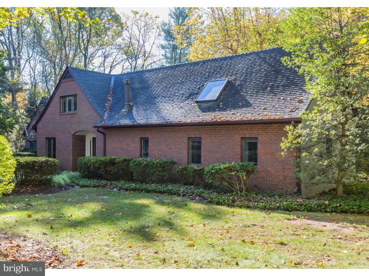 Частный односемейный дом для того Аренда на 22 CONSTITUTION HL W Princeton, Нью-Джерси 08540 Соединенные ШтатыВ/Около: Princeton