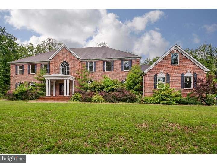 Частный односемейный дом для того Продажа на 502 CHERRY VALLEY Road Princeton, Нью-Джерси 08540 Соединенные Штаты