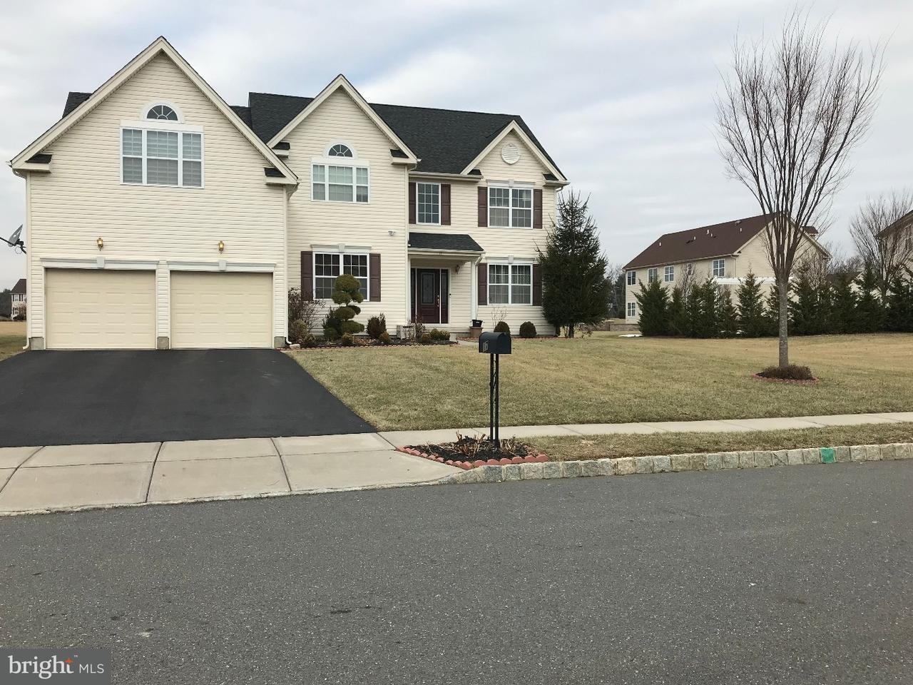 独户住宅 为 出租 在 17 RAPHAEL Drive South Brunswick Township, 新泽西州 08852 美国在/周边: South Brunswick Township
