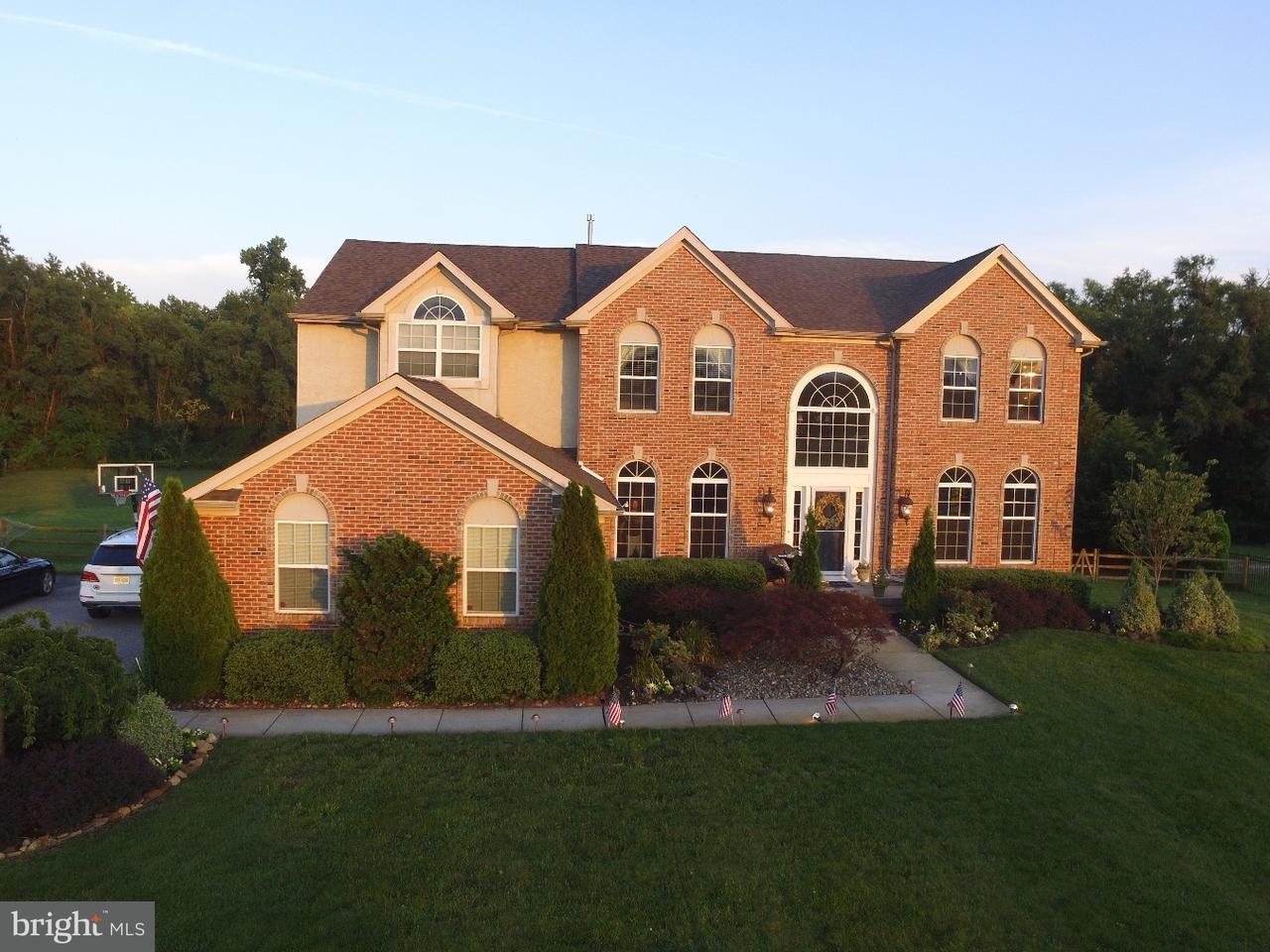 独户住宅 为 销售 在 5 VICTORIA Drive Swedesboro, 新泽西州 08085 美国