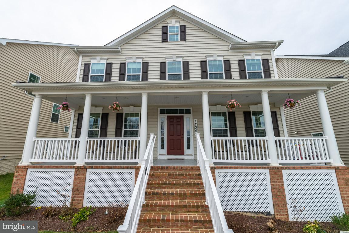 Single Family Home for Sale at 12302 Grey Squirrel Street 12302 Grey Squirrel Street Clarksburg, Maryland 20871 United States